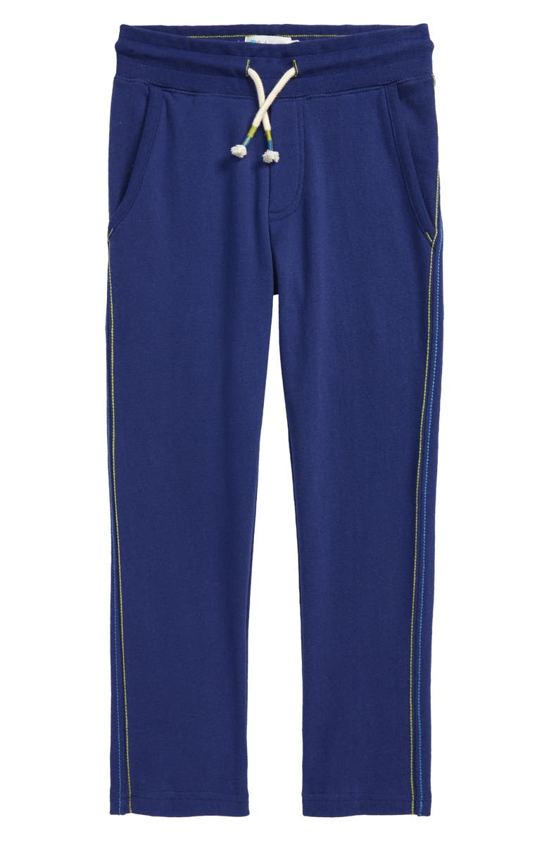 MINI BODEN Kids' Essential Joggers, Main, color, STARBOARD BLUE