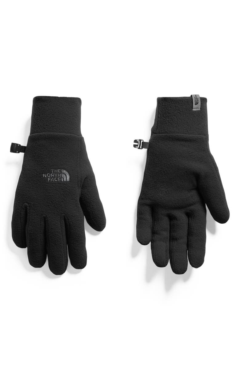THE NORTH FACE TKA Glacier Gloves, Main, color, 001