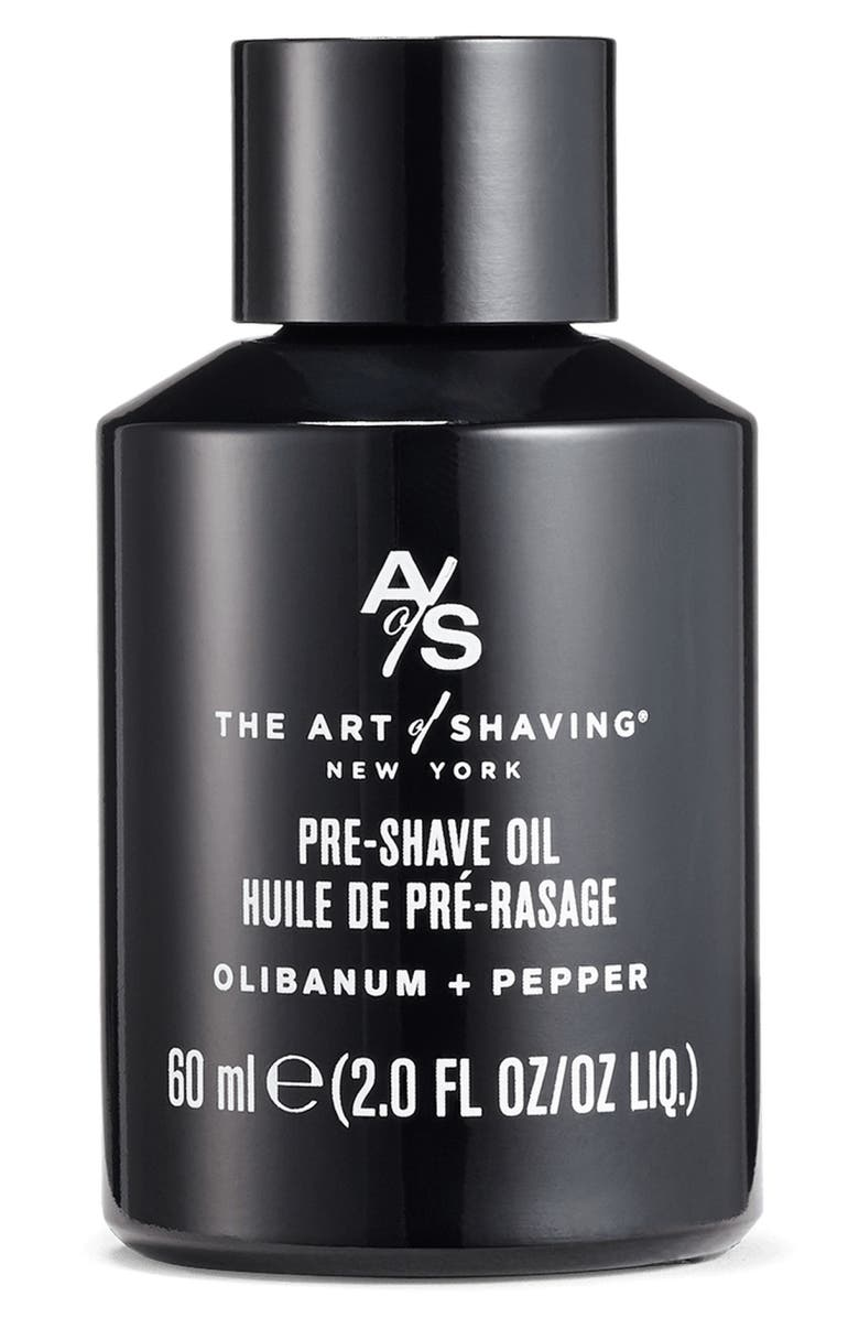 THE ART OF SHAVING <sup>®</sup> Pre-Shave Oil, Main, color, OLIBANUM PEPPER
