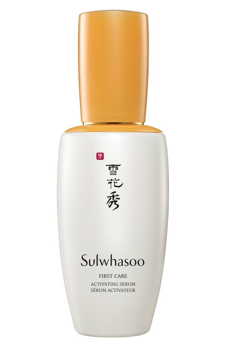 SULWHASOO First Care Activating Serum, Main, color, 000