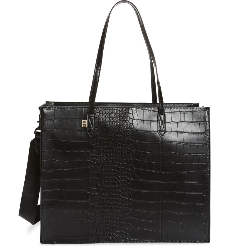 BÉIS The Work Tote, Main, color, 001
