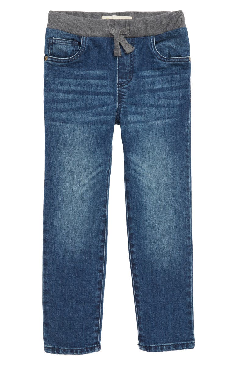 TUCKER + TATE Kids' Flex Pull-On Jeans, Main, color, GRANBY WASH