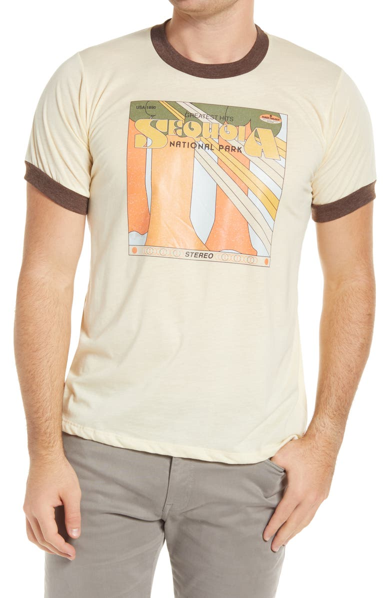 PARKS PROJECT Sequoia's Greatest Hits Graphic Tee, Main, color, 250