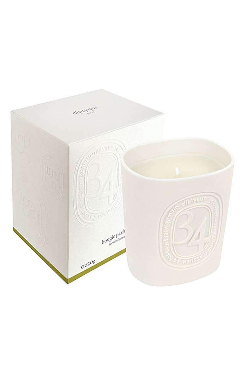 DIPTYQUE 34 Scented Candle, Main, color, No Color