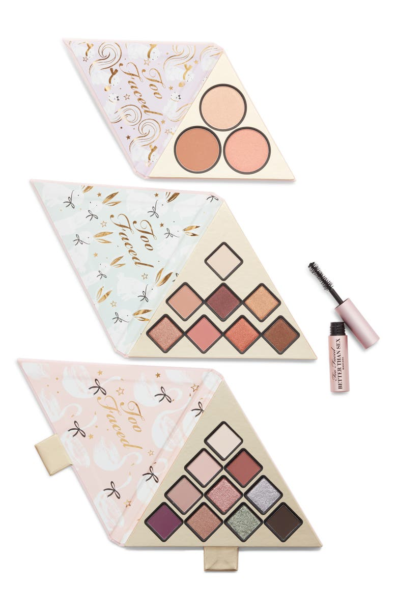 TOO FACED Under The Christmas Tree Set, Main, color, 220