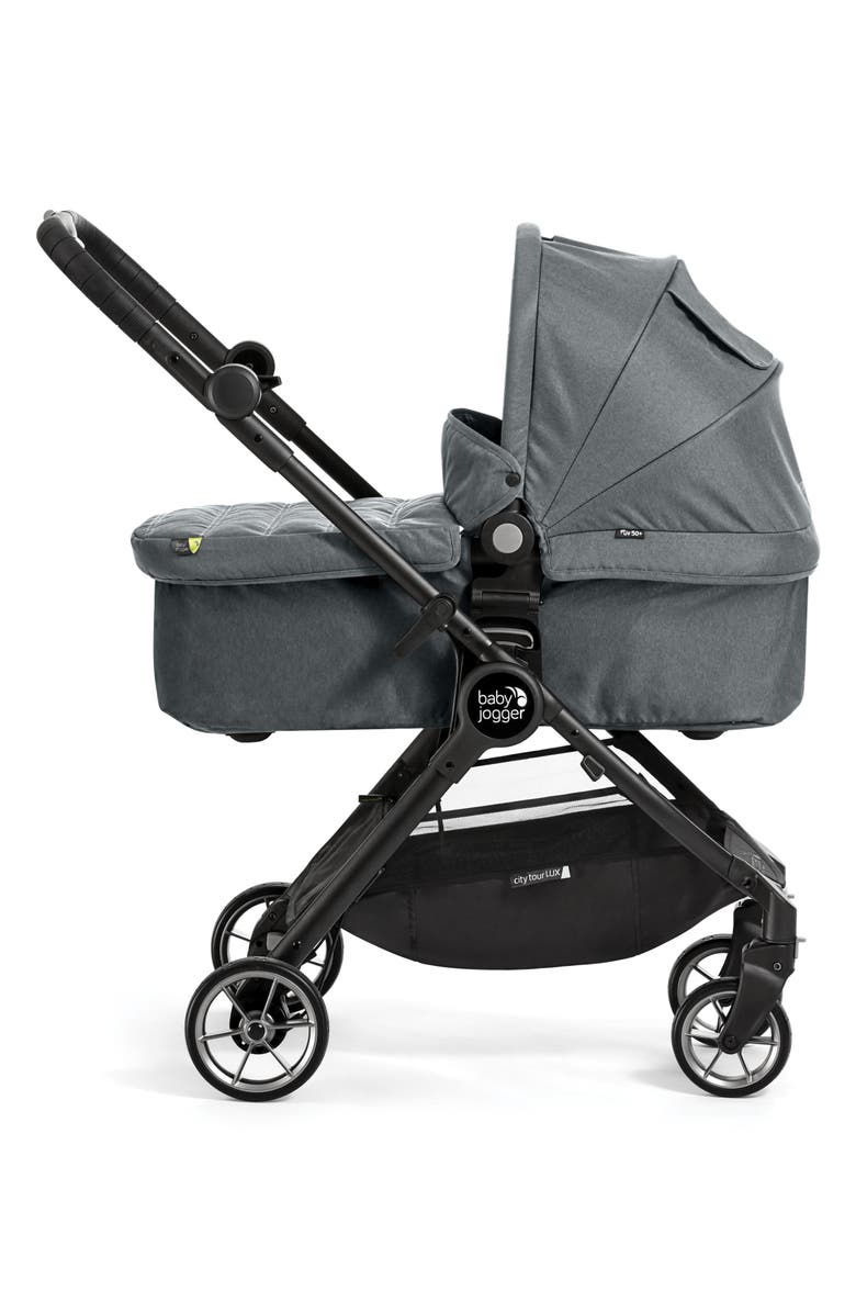 BABY JOGGER City Tour<sup>™</sup> LUX Foldable Pram Kit, Main, color, SLATE