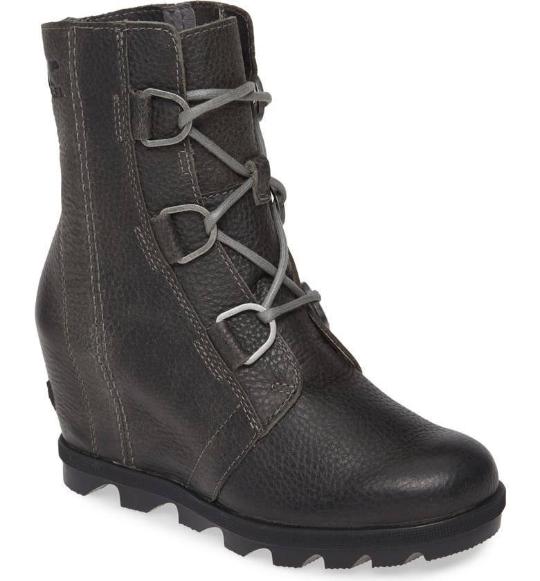 SOREL Joan of Arctic II Waterproof Wedge Boot, Main, color, 052