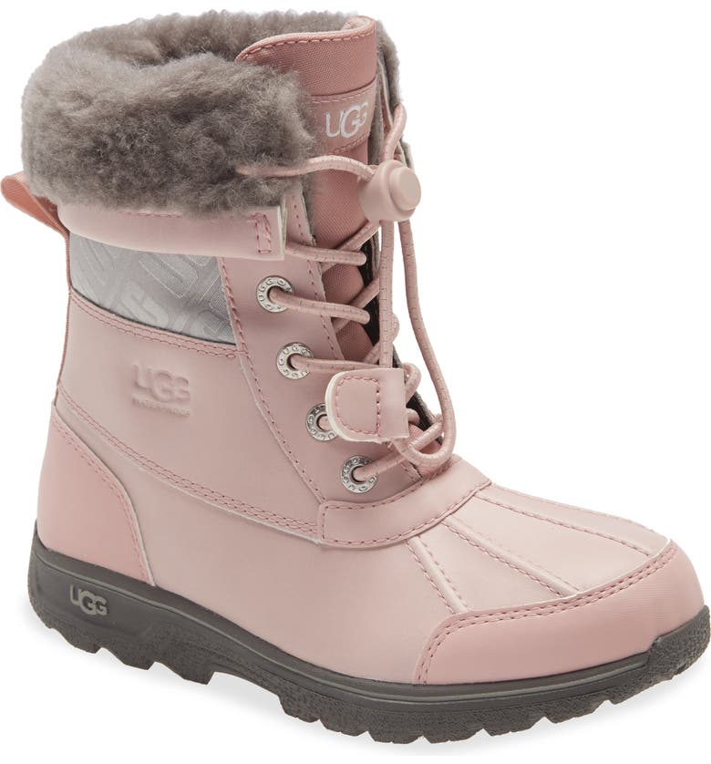UGG<SUP>®</SUP> Butte II Waterproof Winter Boot, Main, color, 680