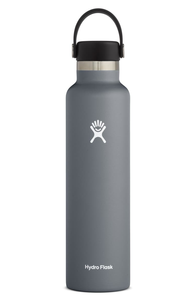 HYDRO FLASK 24-Ounce Standard Mouth Bottle, Main, color, 051