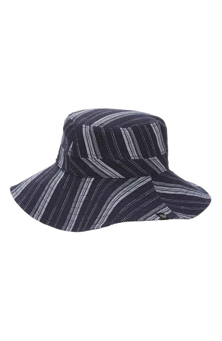 TREASURE & BOND Reversible Bucket Hat, Main, color, 410