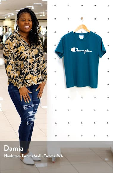 The Heritage Women's Logo Graphic Tee, sales video thumbnail