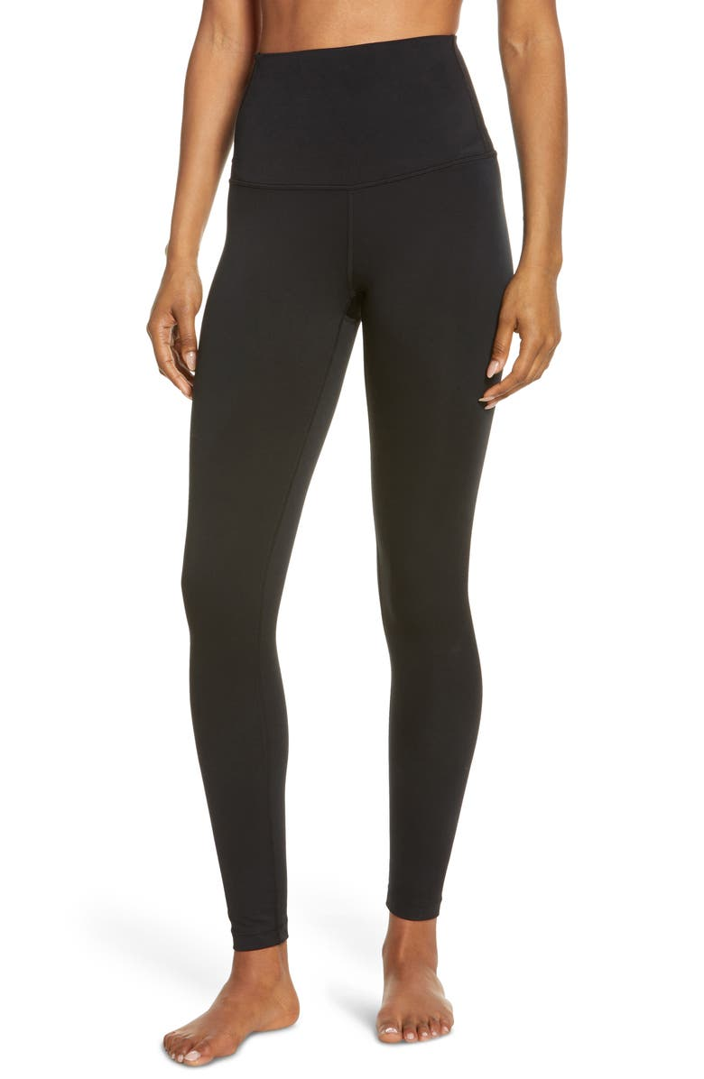 ZELLA Renew Ultra High Waist Leggings, Main, color, 001
