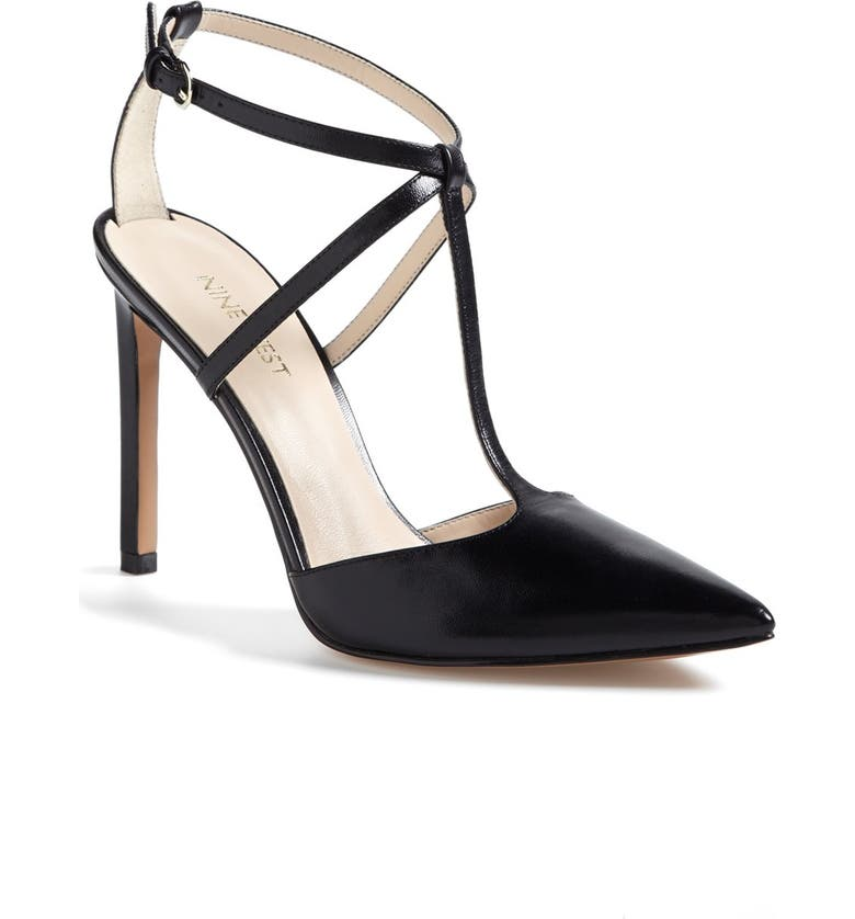 NINE WEST 'Tixilated' Pump, Main, color, 001