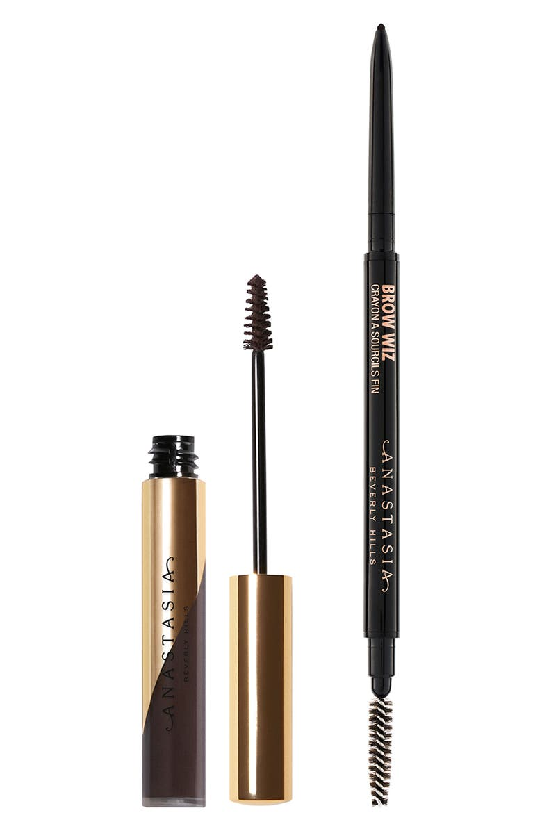 ANASTASIA BEVERLY HILLS Perfect Your Brows Kit, Main, color, EBONY