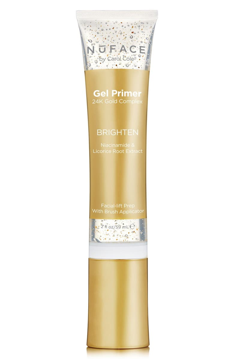 NUFACE<SUP>®</SUP> Gel Primer 24K Gold Complex Brighten, Main, color, BRIGHTEN