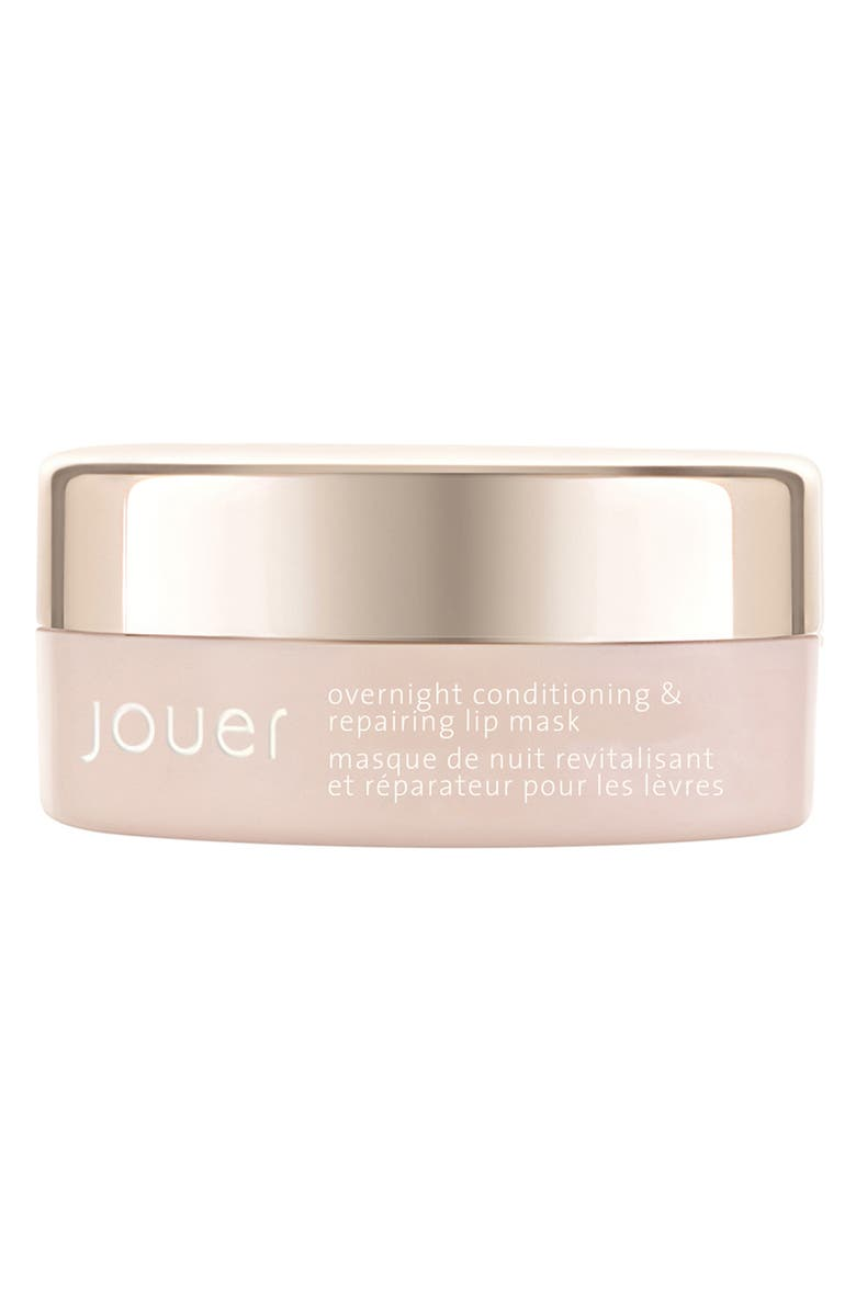 JOUER Overnight Conditioning and Repair Lip Mask, Main, color, 000