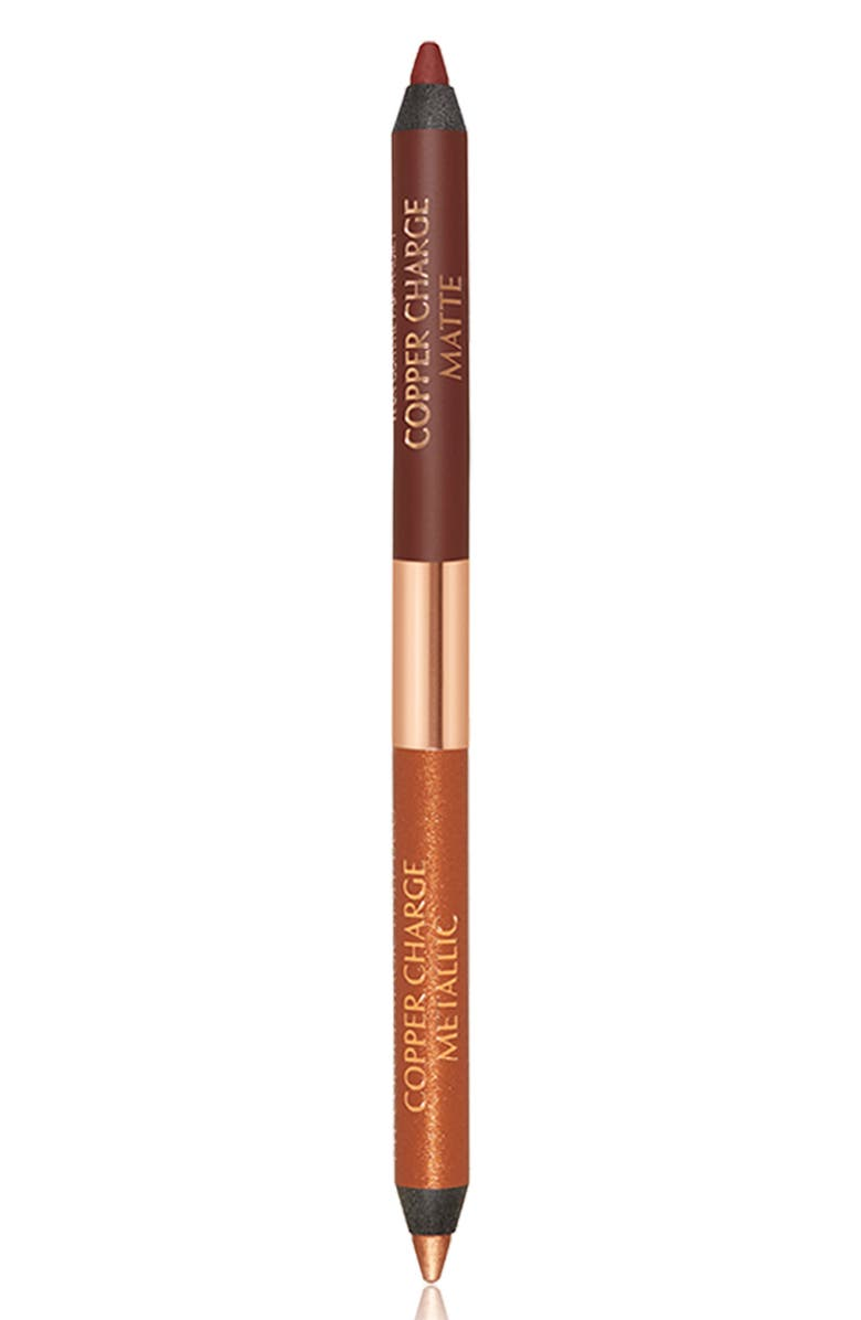 CHARLOTTE TILBURY Eye Color Magic Liner Duo, Main, color, COPPER CHARGE