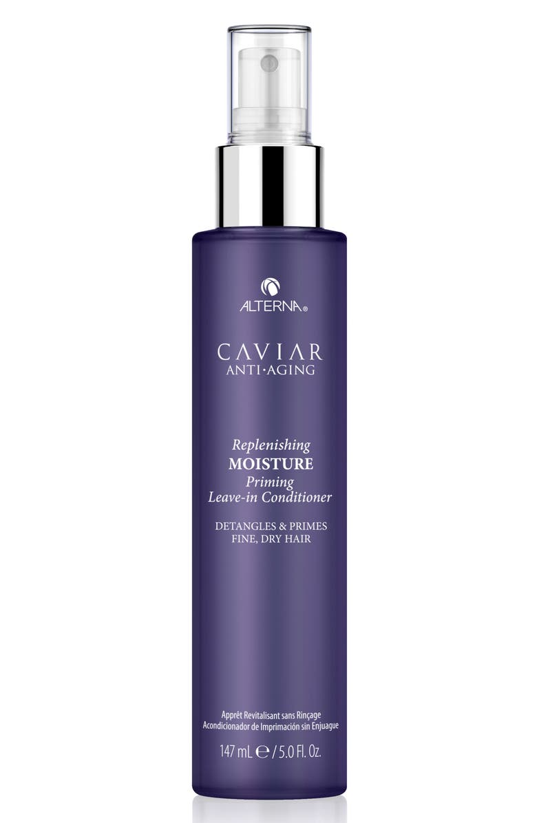 ALTERNA<SUP>®</SUP> Caviar Anti-Aging Replenishing Moisture Leave-In Conditioner, Main, color, 000