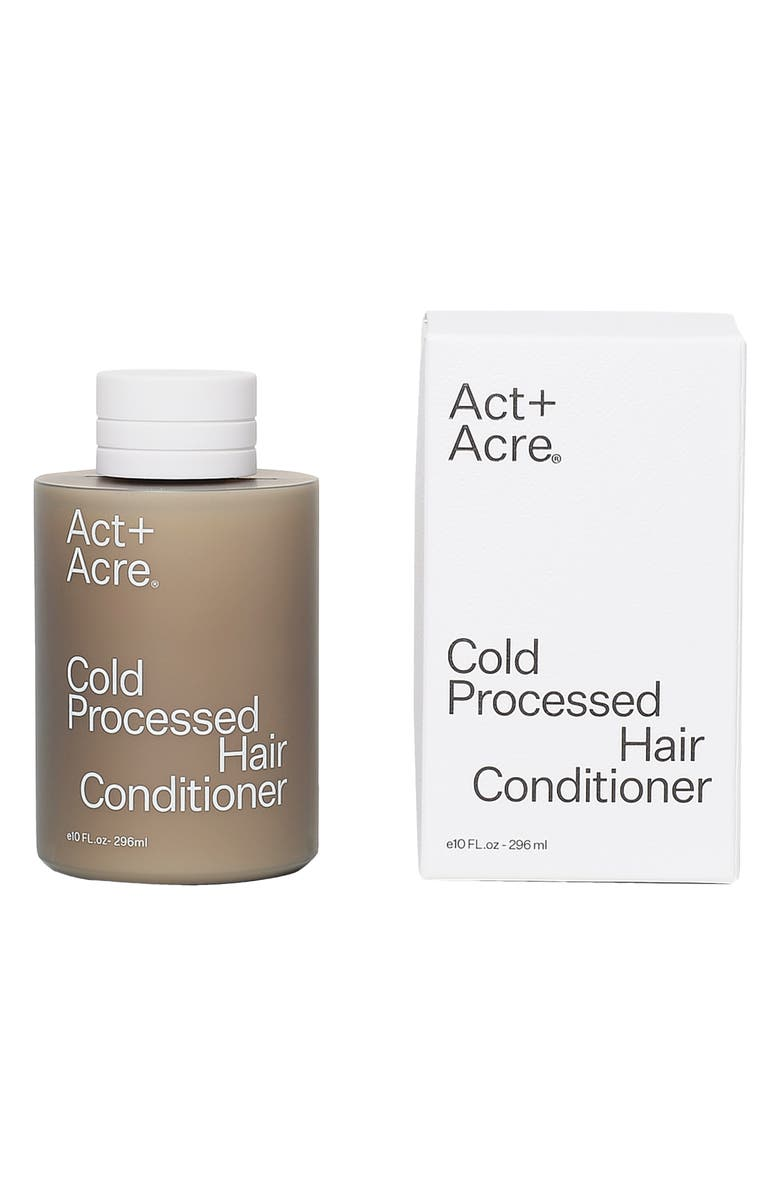 ACT+ACRE Act + Acre Cold Processed Hair Conditioner, Main, color, 960