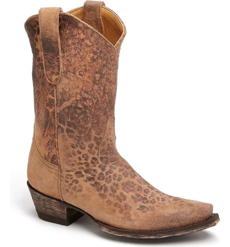 OLD GRINGO 'Leopardito' Western Boot, Main, color, 200
