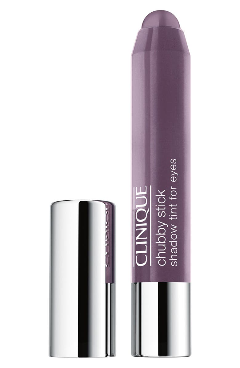 CLINIQUE Chubby Stick Shadow Tint for Eyes, Main, color, LAVISH LILAC