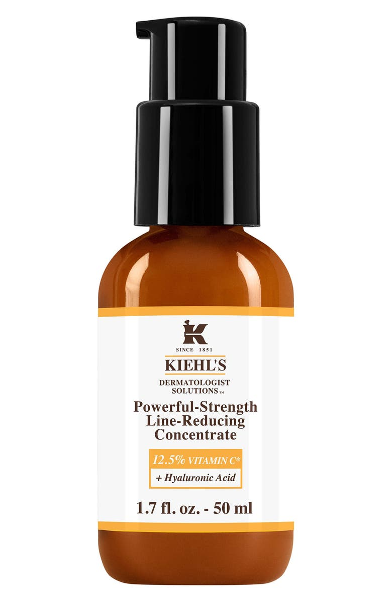KIEHL'S SINCE 1851 Powerful-Strength Line-Reducing Concentrate Serum, Main, color, NO COLOR