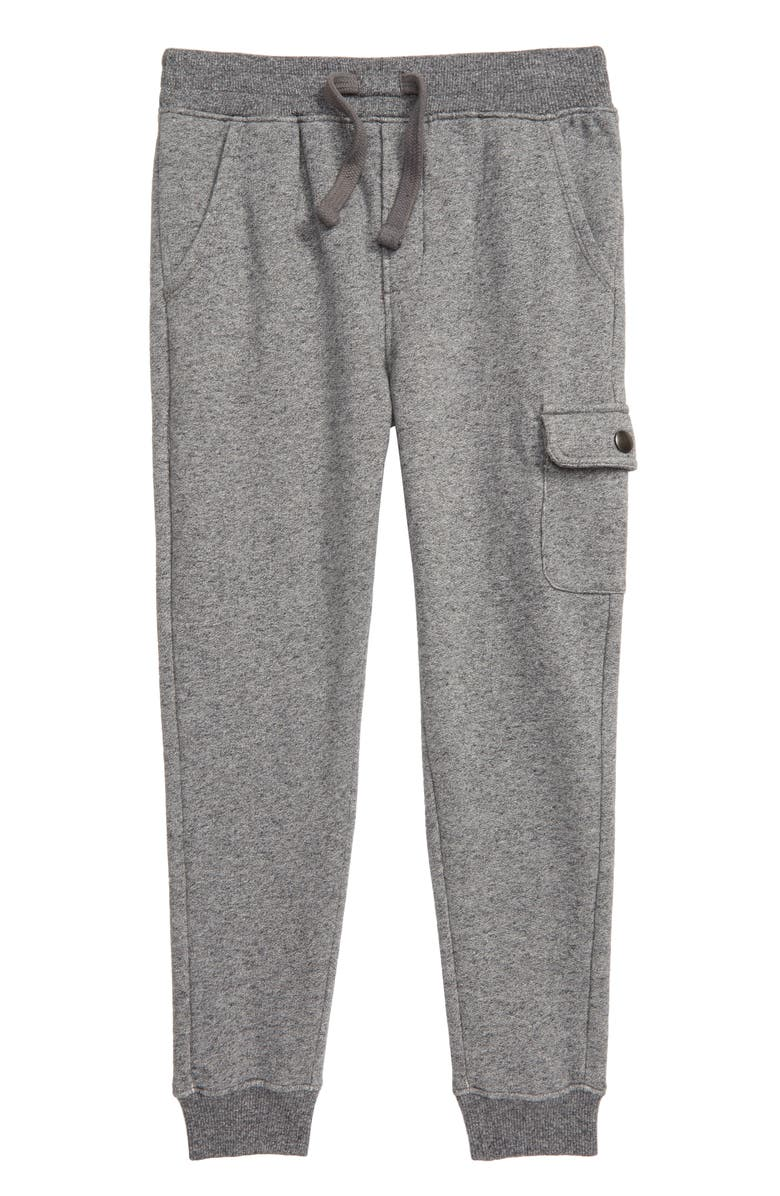 TUCKER + TATE Cargo Sweatpants, Main, color, 030