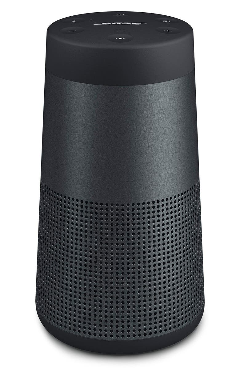 BOSE<SUP>®</SUP> SoundLink<sup>®</sup> Revolve Bluetooth<sup>®</sup> Speaker, Main, color, Black