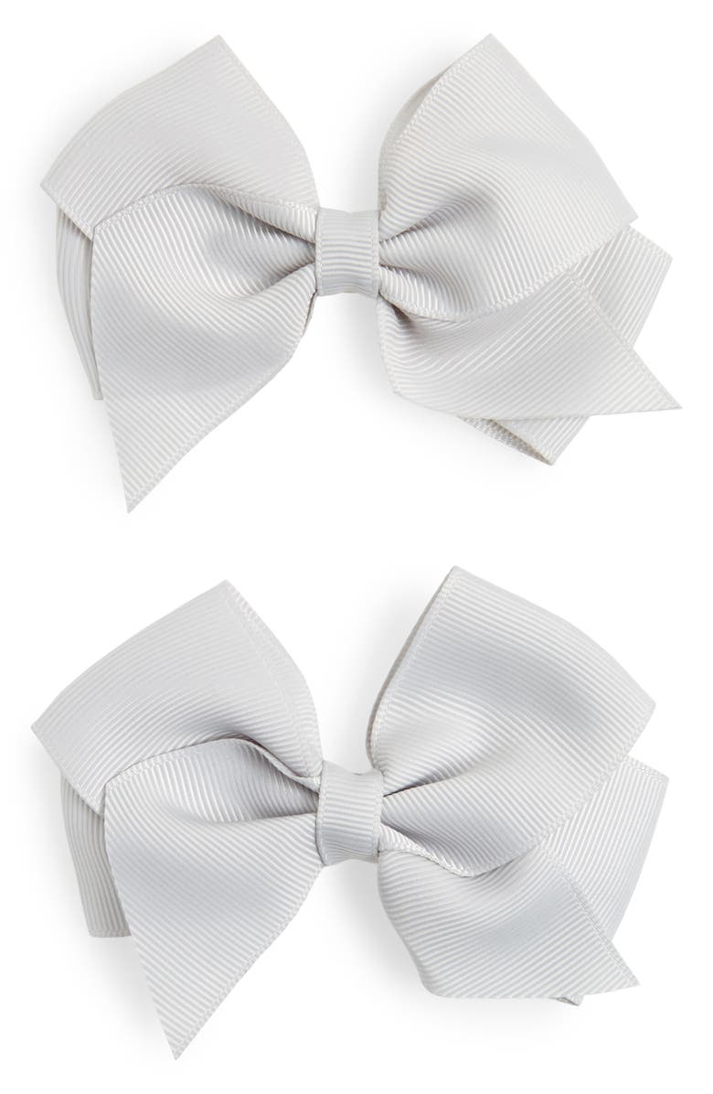 PLH BOWS Bow Clips, Main, color, 020