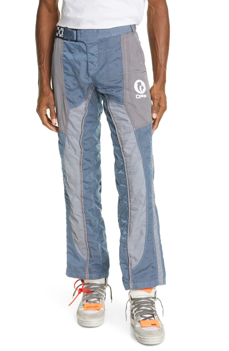 OFF-WHITE Technical Climber Pants, Main, color, 020
