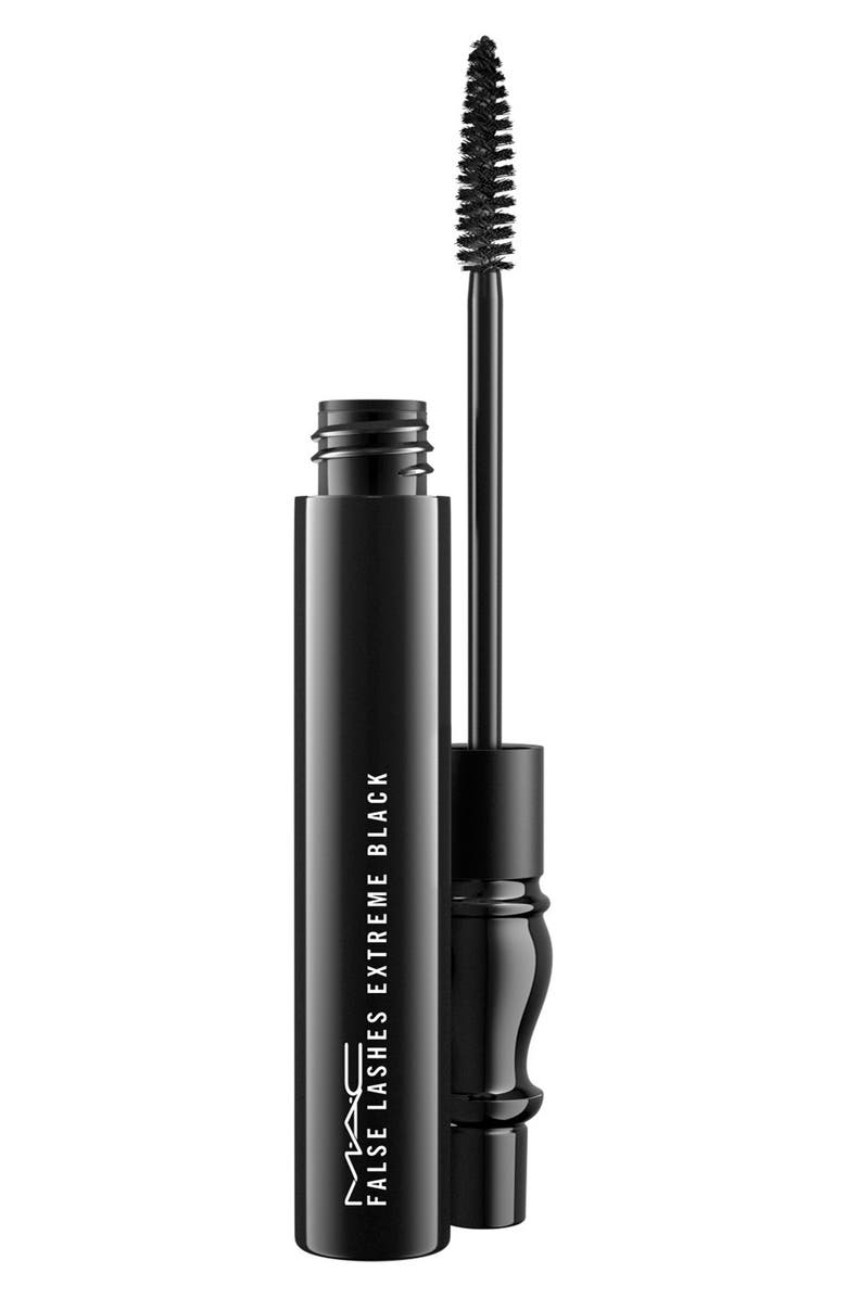 MAC COSMETICS MAC False Lashes Extreme Black Mascara, Main, color, 001