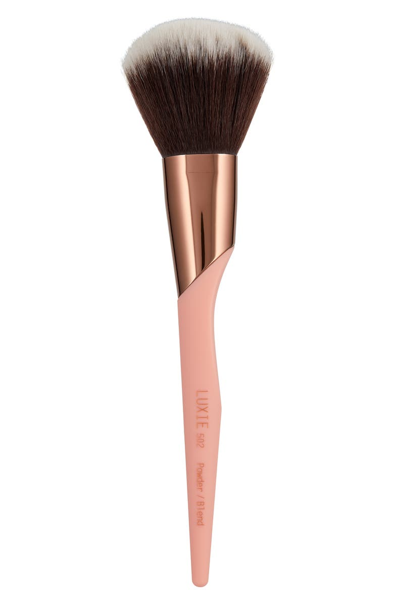 LUXIE 502 Prestige Powder Brush, Main, color, 000