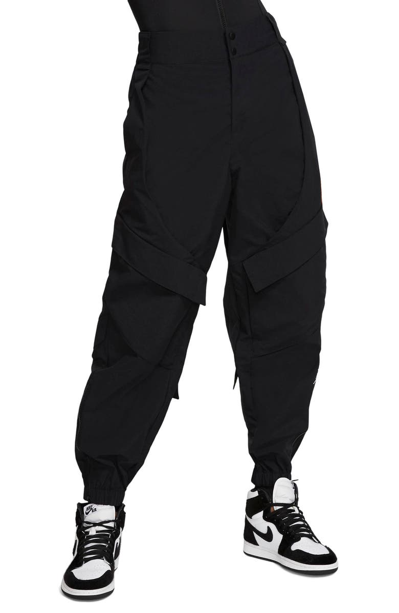 NIKE Jordan Utility Nylon Pants, Main, color, 010