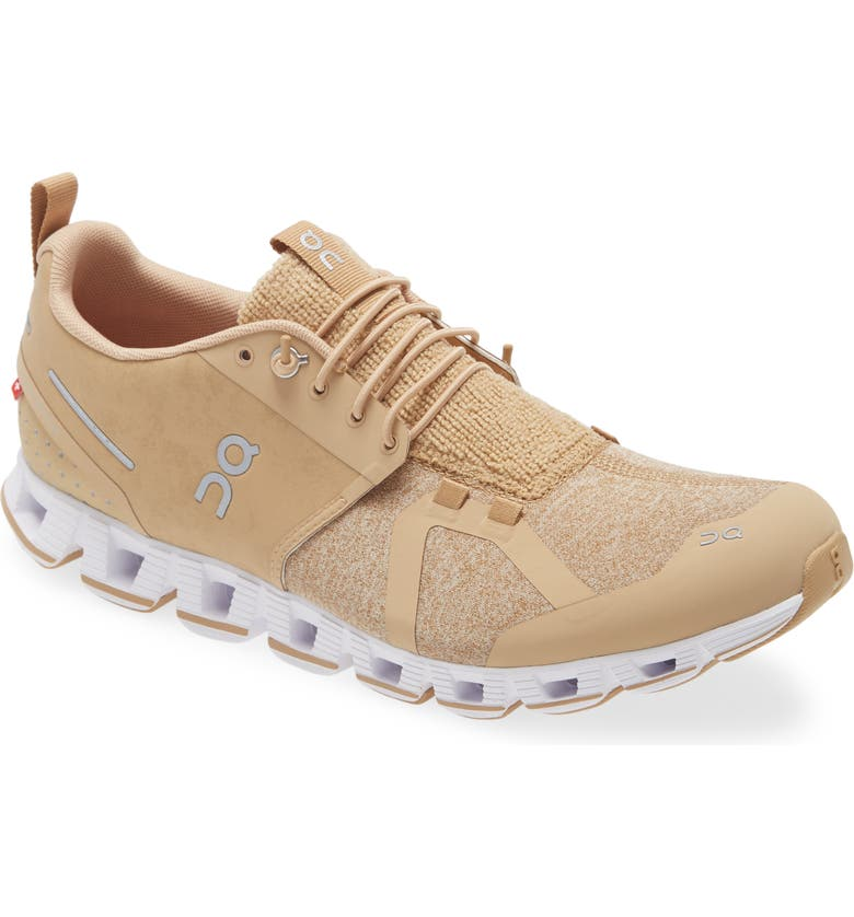 ON Cloudterry Sneaker, Main, color, DUNE