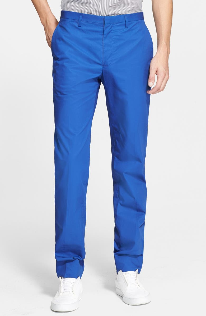 MARC BY MARC JACOBS Slim Fit Chinos, Main, color, 460