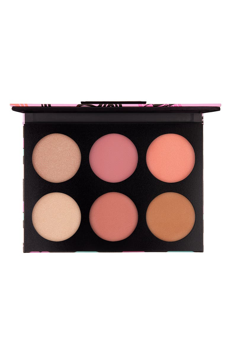 MAC COSMETICS MAC All Star Face Palette, Main, color, NO COLOR