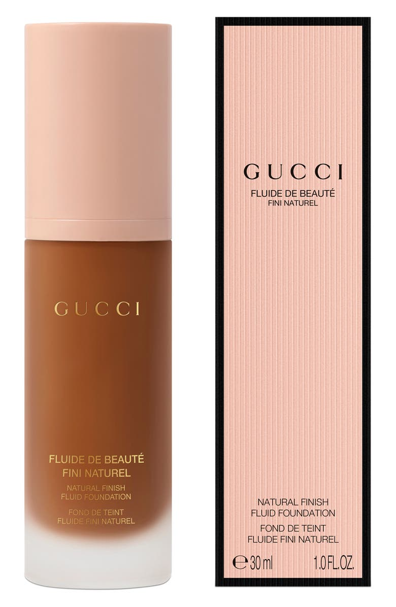 GUCCI Natural Finish Fluid Foundation, Main, color, 420N