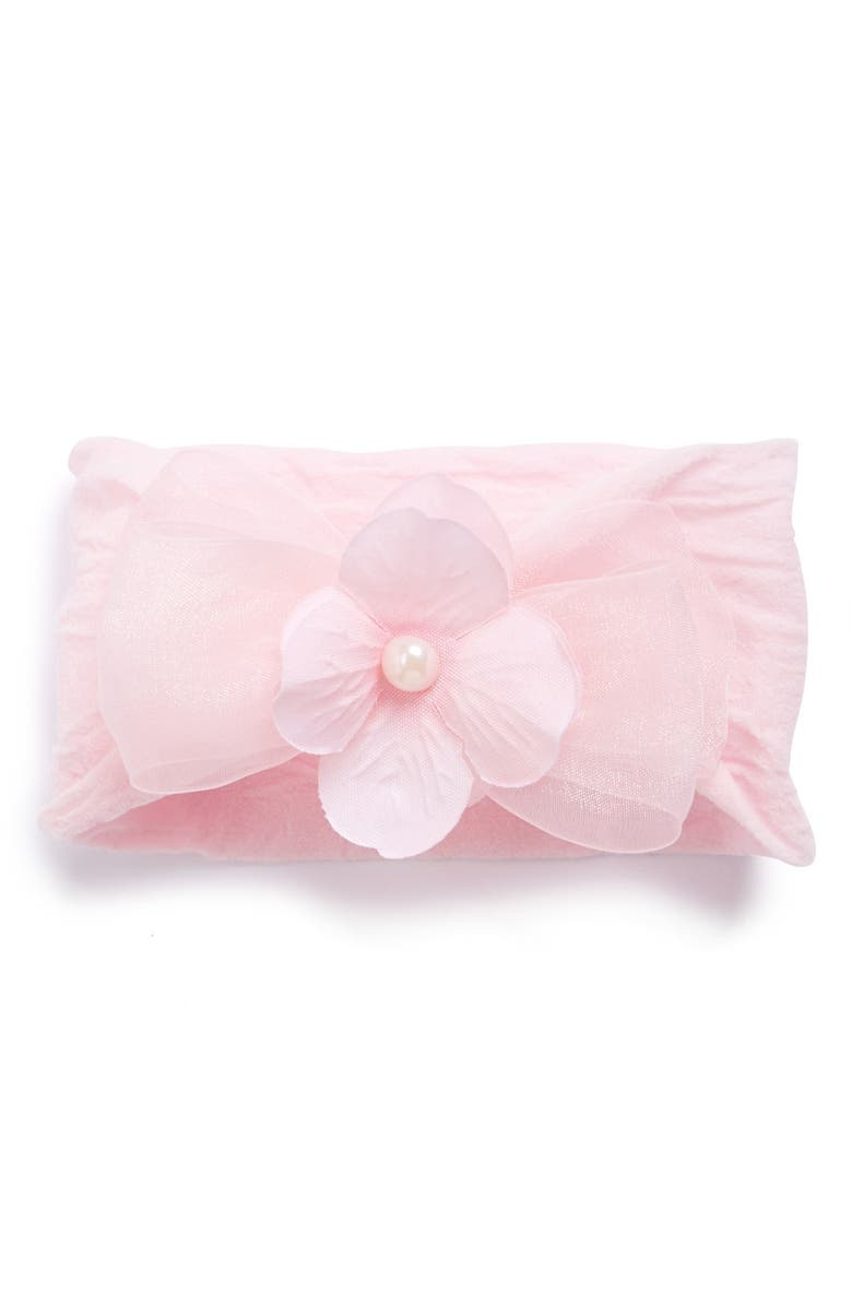 BABY BLING Classic Headband, Main, color, PINK