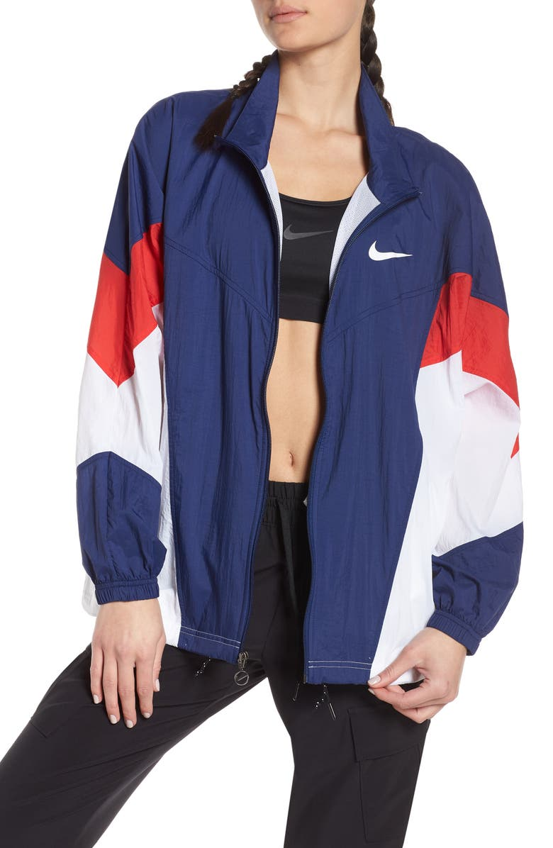 NIKE Sportswear Windrunner Women's Jacket, Main, color, 493