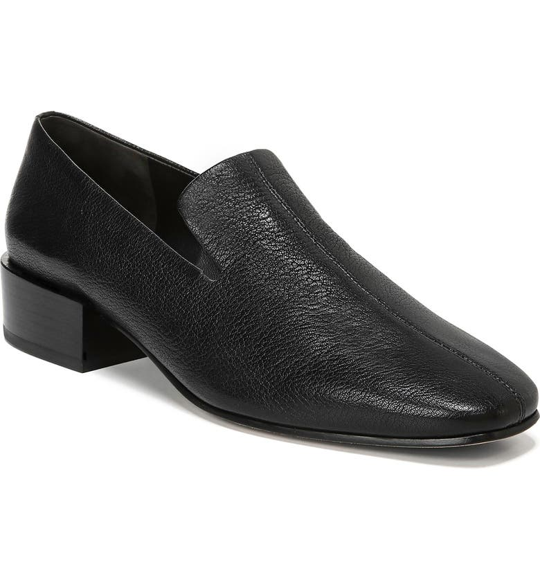 VIA SPIGA Baudelaire Loafer, Main, color, 002