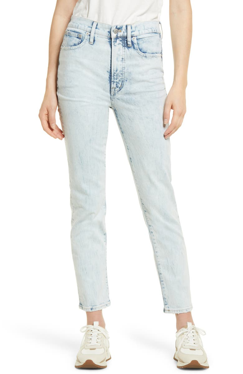 MADEWELL The Perfect Vintage Jeans, Main, color, TORRANCE WASH