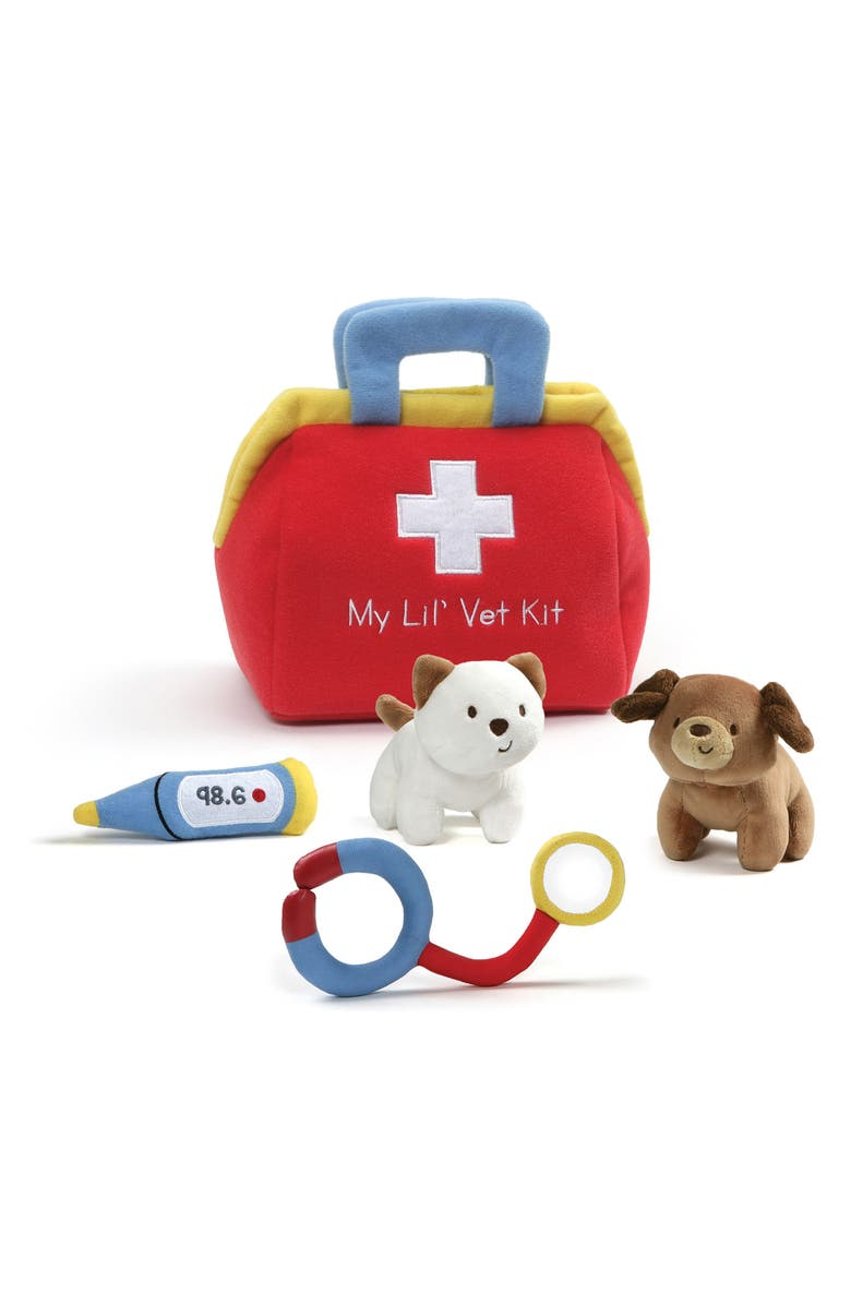 GUND My Lil' Vet Play Set, Main, color, 600