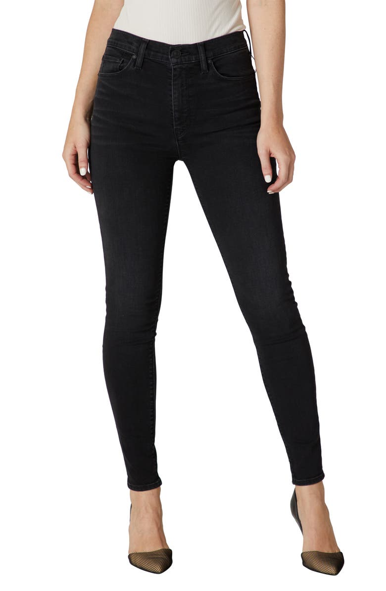 HUDSON JEANS Barbara High Waist Ankle Skinny Jeans, Main, color, PRESTON