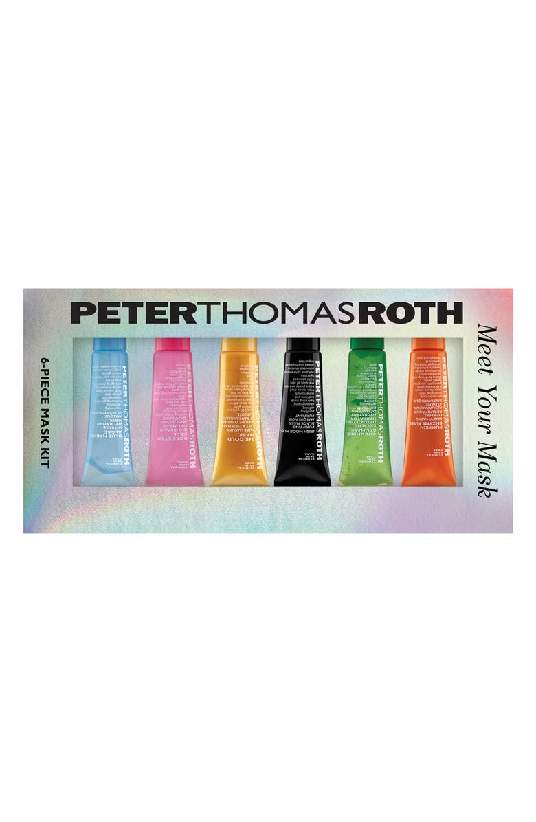 PETER THOMAS ROTH Meet Your Mask Collection, Main, color, 000