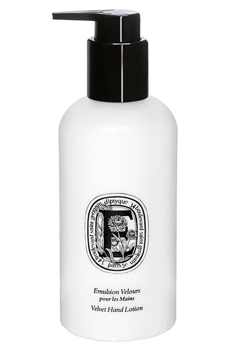DIPTYQUE Velvet Hand Lotion, Main, color, 000
