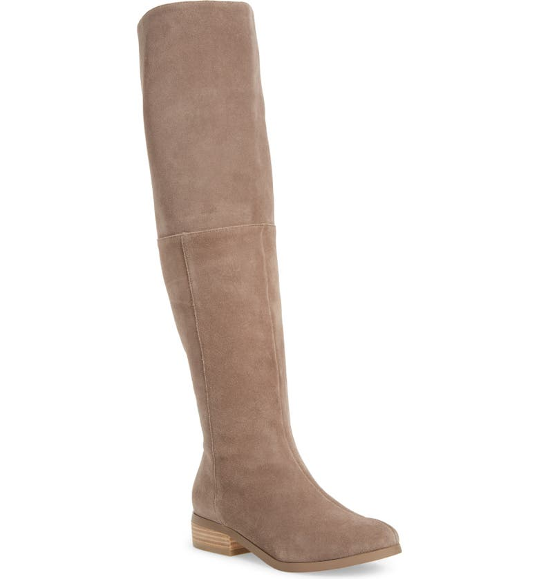 SOLE SOCIETY Sonoma Over the Knee Boot, Main, color, 030