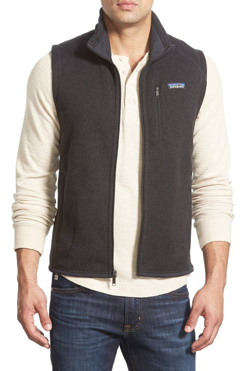 PATAGONIA Better Sweater<sup>®</sup> Fleece Vest, Main, color, 001