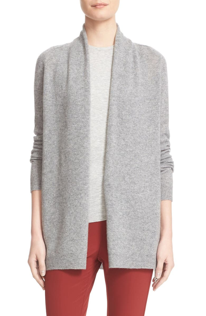 THEORY Ashtry J Cashmere Cardigan, Main, color, 053