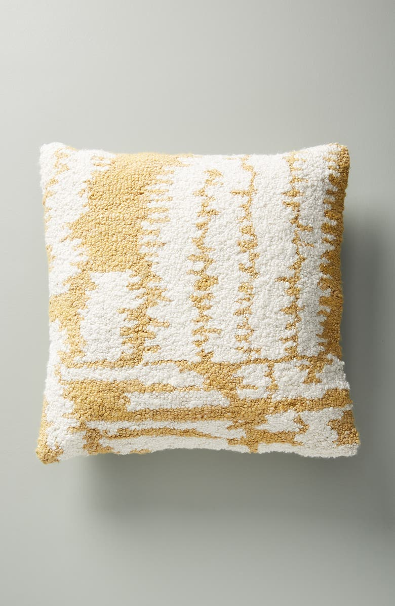 ANTHROPOLOGIE HOME Anthropologie Jordana Accent Pillow, Main, color, 700