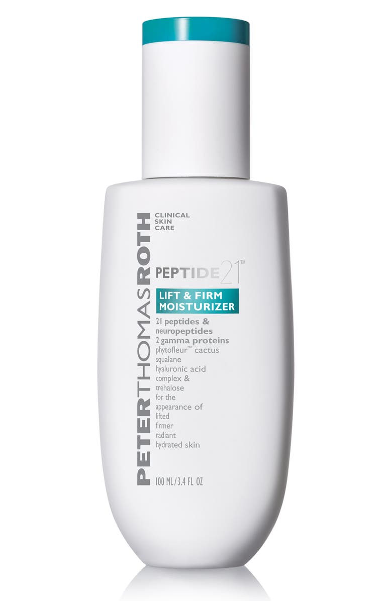 PETER THOMAS ROTH Peptide 21 Lift & Firm Moisturizer, Main, color, 000